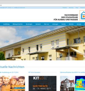 Relaunch der SAF-Homepage abgeschlossen