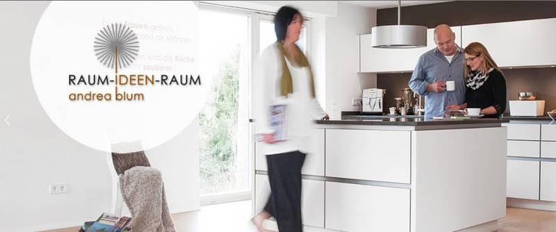 FS|MEDIEN - Rutesheim - Responsiver OnePager - Andrea Blum - Raum–Ideen–Raum