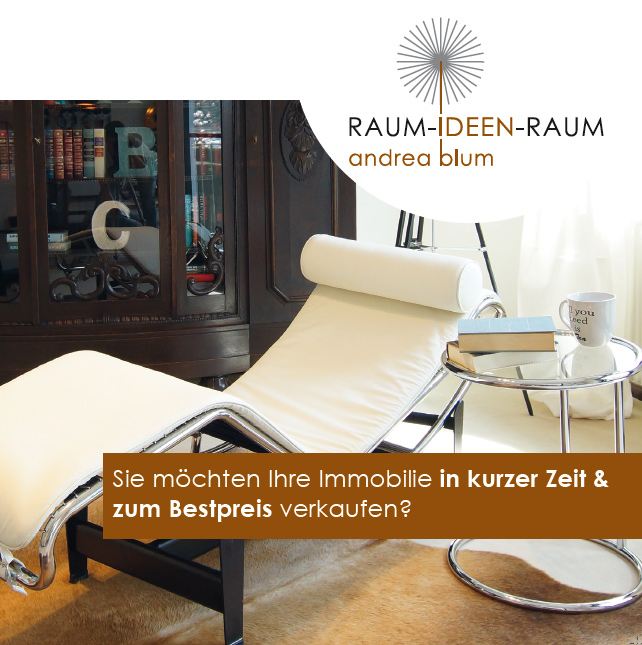 raum ideen raum andrea blum logo internetseite fotografie flyer banner bl cke fs. Black Bedroom Furniture Sets. Home Design Ideas