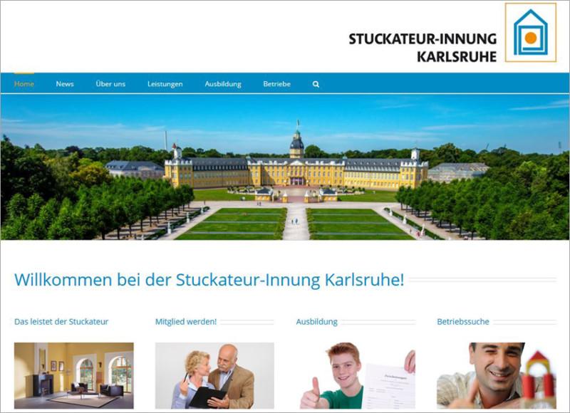 FS|MEDIEN - Internetagentur - Hompage - Schreiner-Innung Karlsruhe