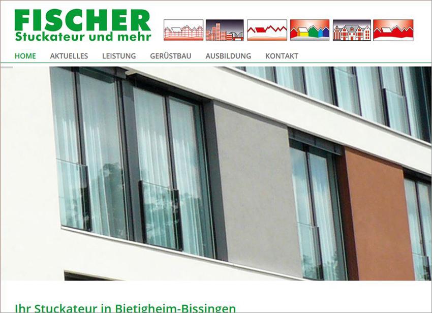 FS Medien - Internetagentur - Stuckateur Fischer - Wärmedämmung