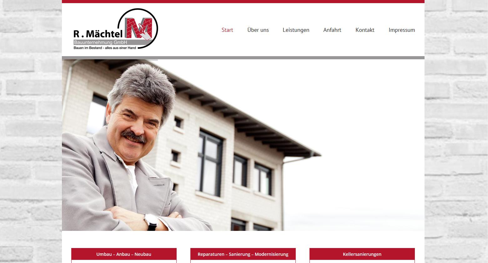 R. Mächtel Bauunternehmung GmbH